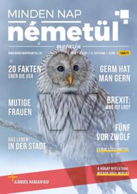 Minden Nap Németül - 2020. január - 4. évfolyam 1. szám -  (Könyv)