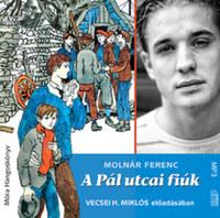 Molnár Ferenc: A Pál utcai fiúk - hangoskönyv -  (Könyv)