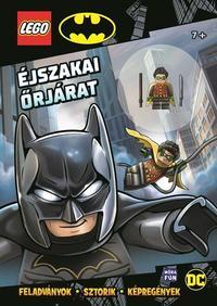 LEGO Batman - Éjszakai őrjárat -  (Könyv)