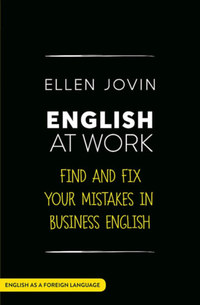Ellen Jovin: English at Work -  (Könyv)