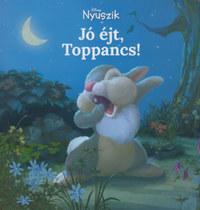 Kitty Richards: Disney Nyuszik - Jó éjt, Toppancs! -  (Könyv)