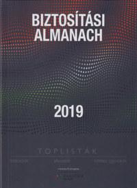 Biztosítási Almanach 2019 - Toplisták -  (Könyv)