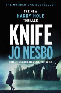 Jo Nesbo: Knife -  (Könyv)
