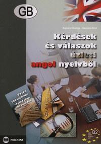 Bajnóczi Beatrix, Haavisto Kirsi: Kérdések és válaszok üzleti angol nyelvből - B2 -  (Könyv)
