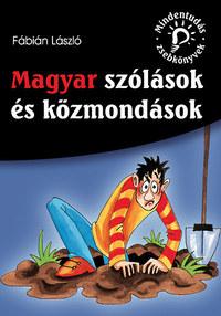 Fábián László: Magyar szólások és közmondások -  (Könyv)