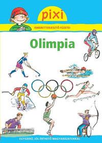 Monika Wittman: Olimpia - Pixi ismeretterjesztő füzetei 22. -  (Könyv)