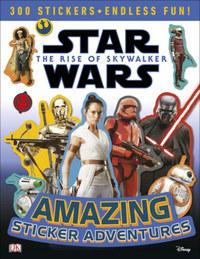 David Fentiman: Star Wars The Rise Of Skywalker Sticker Adventures -  (Könyv)