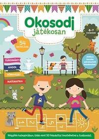 Okosodj játékosan -  6-7 éveseknek -  (Könyv)