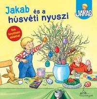 Sandra Grimm: Jakab és a húsvéti nyuszi -  (Könyv)
