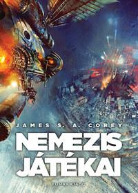 James S. A. Corey: Nemezis játékai - Térség 5. -  (Könyv)