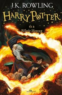 J. K. Rowling: Harry Potter és a Félvér Herceg -  (Könyv)
