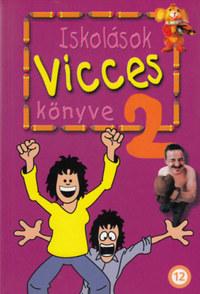 KÁGÉ: Iskolások vicces könyve 2. -  (Könyv)