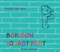 Marék Veronika: Boribon tojást fest -  (Könyv)