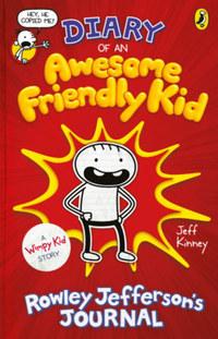 Jeff Kinney: Diary of an Awesome Friendly Kid (Paperback) -  (Könyv)