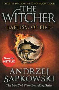 Andrzej Sapkowski: The Witcher - Baptism of Fire -  (Könyv)