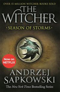 Andrzej Sapkowski: The Witcher - Season of Storms -  (Könyv)