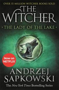 Andrzej Sapkowski: The Witcher - The Lady of the Lake -  (Könyv)