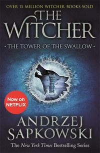 Andrzej Sapkowski: The Witcher - The Tower of the Swallow -  (Könyv)
