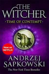 Andrzej Sapkowski: The Witcher - Time of Contempt -  (Könyv)