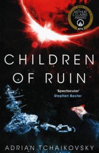 Adrian Tchaikovsky: Childrend of Ruin -  (Könyv)
