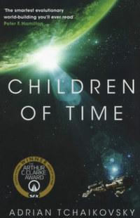 Adrian Tchaikovsky: Children of Time -  (Könyv)