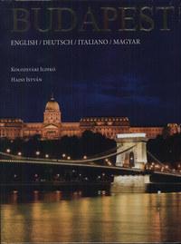 Hajni István, Kolozsvári Ildikó: Budapest - Angol - német - olasz - magyar -  (Könyv)