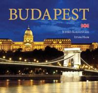 Hajni István, Kolozsvári Ildikó: Budapest - Angol nyelvű -  (Könyv)