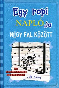 Jeff Kinney: Egy ropi naplója 6. - Négy fal között -  (Könyv)