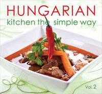 Kolozsvári Ildikó: Hungarian kitchen the simple way - Vol 2. -  (Könyv)