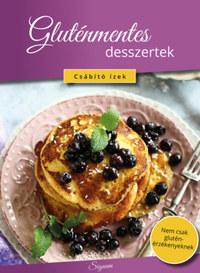 Gluténmentes desszertek -  (Könyv)
