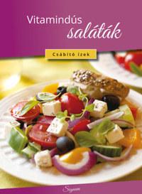 Vitamindús saláták -  (Könyv)