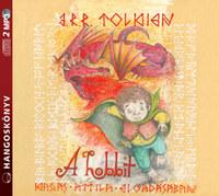 J. R. R. Tolkien, Kaszás Attila: A hobbit - Hangoskönyv -  (Könyv)