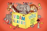 Csukás István: Vidám állatkert -  (Könyv)