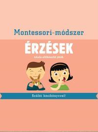 Érzések - Iskola-előkészítő játék - Montessori-módszer -  (Könyv)