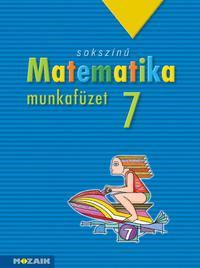Sokszínű matematika munkafüzet 7. osztály -  (Könyv)