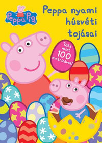 Peppa malac - Peppa nyami húsvéti tojásai -  (Könyv)