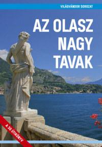 Az olasz nagy tavak -  (Könyv)