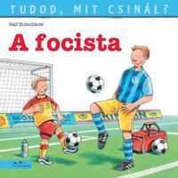 Ralf Butschkow: Tudod, mit csinál? 4. - A focista -  (Könyv)