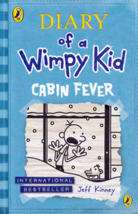 Jeff Kinney: Diary of a Wimpy Kid: Cabin Fever -  (Könyv)