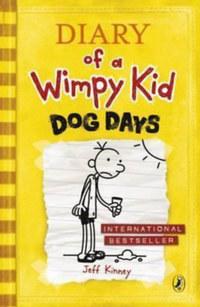 Jeff Kinney: Diary of a Wimpy Kid: Dog Days -  (Könyv)