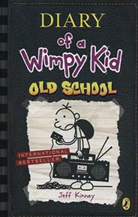 Jeff Kinney: Diary of a Wimpy Kid: Old School -  (Könyv)