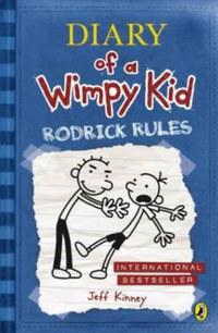 Jeff Kinney: Diary of a Wimpy Kid: Rodrick Rules -  (Könyv)