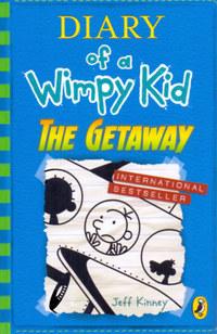 Jeff Kinney: Diary of a Wimpy Kid: The Getaway -  (Könyv)