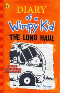 Jeff Kinney: Diary of a Wimpy Kid: The Long Haul -  (Könyv)