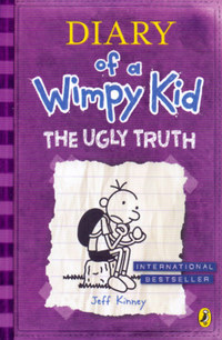 Jeff Kinney: Diary of a Wimpy Kid: The Ugly Truth -  (Könyv)
