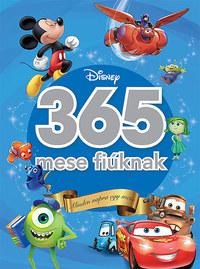 365 mese fiúknak - Minden napra egy mese -  (Könyv)