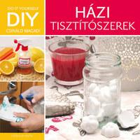 Czibulya Anna: DIY: Házi tisztítószerek -  (Könyv)