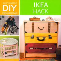 Halmos Mónika: DIY - Ikea Hack -  (Könyv)