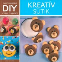 Könnyü Mária: DIY - Kreatív sütik -  (Könyv)