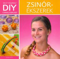 Szabó Kitti: DIY - Zsinórékszerek -  (Könyv)